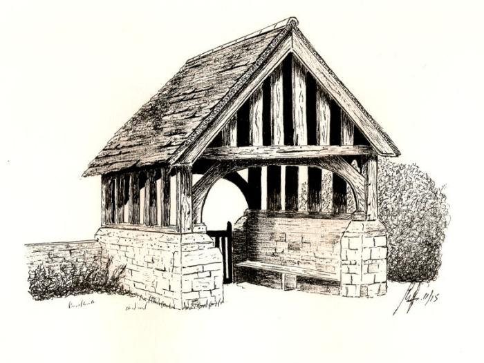Pen And Ink Gallery